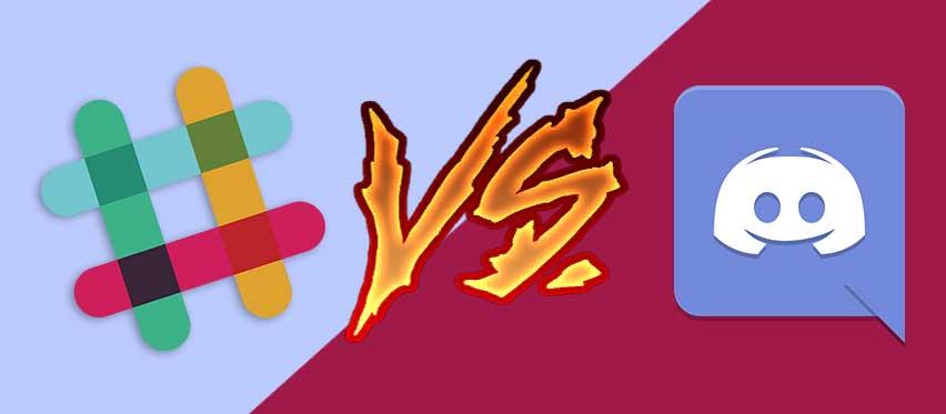 Slack vs Discord on chelucas.fr